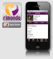 rimondo gibt es jetzt auch als iPhone-App
