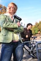 Mit Stahl und Verstand gegen Fahrraddiebe