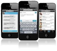 Schlaue SMS-App für iPhone & Co.: