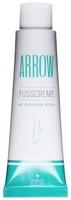 Arrow Fusscreme. Die nachhaltige Lösung  gegen Hornhaut an Fersen und Füssen
