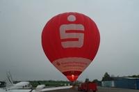 Ballontaufe - Name für Heissluftballon der Landesbank gesucht!