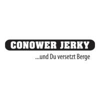 Powersnack für Autofahrer: Conower Jerky auf der Messe TANKSTELLE & MITTELSTAND