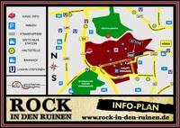 Rock In Den Ruinen  der Boden ist bereitet