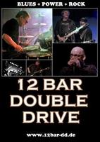 "12 BAR DOUBLE DRIVE am 8. Mai 2011 live im Rickenbacker""s Music Inn"