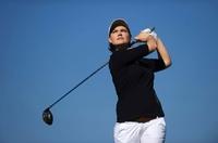 Golf Fee Card & Caroline Masson