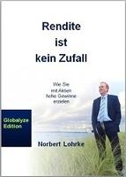 Buch-Neuerscheinung: Rendite ist kein Zufall