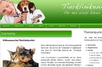 UPA-Verlag startet das online Portal TierklinikenNet