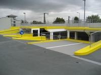 Parkdeck-Lösungen mit Triflex-Flüssigkunststoff
