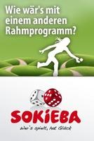 Sokieba - idealer Event Baustein für outdoor und indoor