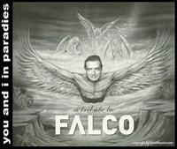 FALCO = FALCOHEAVEN= ENIMO = eine himmlische Dreiecksbeziehung