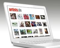 Zeitgenössische Kunst online kaufen und verkaufen - beim Marktplatz für Kunst artists.de