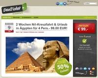 Mit DealTicket nach Ägypten