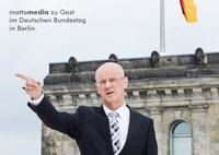 Mattomedia Werbeagentur zu Besuch beim Deutschen Bundestag in Berlin