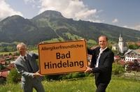 Allergikerfreundlicher Tourismus in den Allgäuer Hochalpen: Bad Hindelang erhält Europäisches Qualitätssiegel