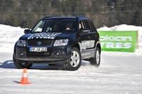 Sicherer Fahrspaß beim Nokian Tyres Off Road Testival 2011