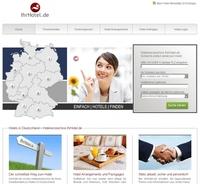 IhrHotel.de: Die besten Hotels ganz einfach finden