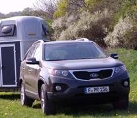 Kia Sorento CRDi AWD Spirit: Sportlicher-eleganter SUV-Spaß