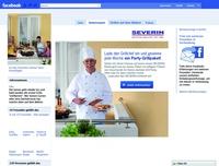 SEVERIN präsentiert neue Barbecue-Kampagne auf Facebook