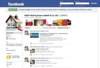 Gefällt mir! BASF Wall Systems informiert bei Facebook