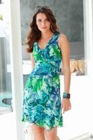 Welttag der Ozeane am 8. Juni 2011:  Muster-Mix in Meeresfarben im BAUR Online-Shop