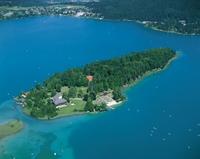 Einzigartig in Österreich: Inselurlaub in Kärnten im Inselhotel Faakersee