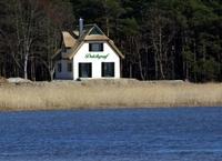 Leuchtturm Seebad Breege Richtfest am 3.6.11 Reethäuser und Deichhäuser am Meer gefragt wie nie