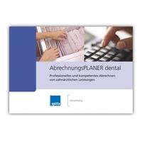 Der neue AbrechnungsPLANER dental von Spitta
