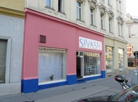 Geschäftslokal SIVASH in Wien eröffnet