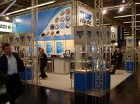 Vishay Intertechnology auf der Intersolar 2011: Halle C3, Stand 119
