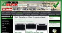 Den Miele Dampfgarer online beim Miele-Special-Webshop kaufen