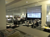Wie funktioniert Ringiers Newsroom?
