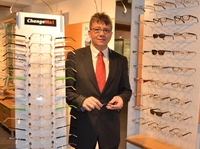 Täglich eine neue stylische Brille - ChangeMe macht es möglich