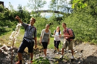GPS-Wanderjagd nach dem Schatz des Brixentals