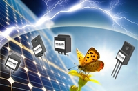 ROHM Semiconductor bietet lückenlose Palette schneller MOSFETs mit hoher Spannungsfestigkeit