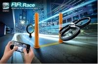 AR.Race  Individuell gestaltbares Einzel- und Multiplayer-Rennspiel für die AR.Drone