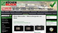 Miele Mikrowellen beim Miele Spezial-Webshop