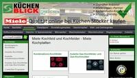 Miele Kochfelder online kaufen