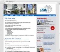 showimage Virtual Office Frankfurt: PBC Pfeiffer Business Center bieten Miete von Büroadressen und Büroservice als flexible Alternative zum eigenen Büro