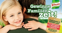 showimage Mehr Zeit für die Familie - Knorr verschenkt ein Jahres- und 22 Monatsgehälter
