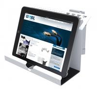 """showimage Das G&BL """"REEF"""" ist der Lieblingsplatz der Tablets / Universaladapter für Tablets jedes Herstellers und aller Größen"""