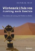 Henrik May - Buchautor und Rekordhalter im Wüstenskifahren