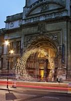 American Red Oak begrüßt Besucher des London Design Festivals 2011