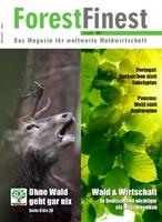 Umweltmagazin ForestFinest-Ausgabe zum Internationalen Jahr der Wälder 2011