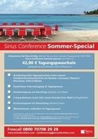 showimage Sommer-Special für Konferenzräume in den Sirius Business Parks