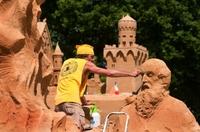 showimage Sandskulpturen-Festival auf Kasteel Hoensbroek