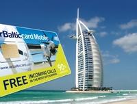 Über 90% Ersparnis bei Telefonaten im Ausland mit der airBalticcard Mobile