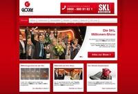 showimage Frischer Wind für Website von Lotterieeinnehmer