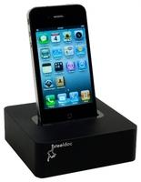 iPhone-Dockingstation-Hersteller zieht Produktion und Kunden an