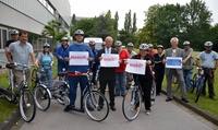 Mensch, mach' mobil! – Fahrräder für Menschen mit Behinderung.