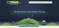 UI-Check.com – Mit Usability Tests in 24 Stunden die eigene Webseite optimieren